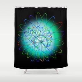Atrium 77 Shower Curtain