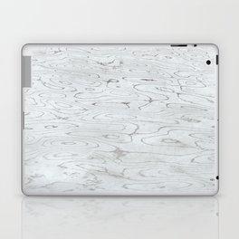 rippled liquid marble Laptop & iPad Skin