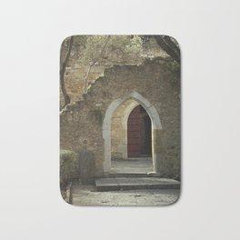 Archways at Castelo de Sao Jorge Bath Mat