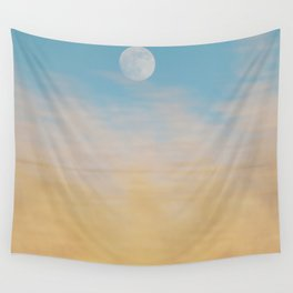Moon Grass Wall Tapestry