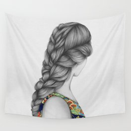 Strands I Wall Tapestry