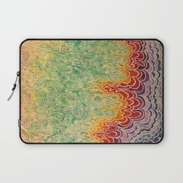 Vines and Flames Laptop Sleeve