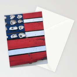 Oyster Flag Stationery Cards