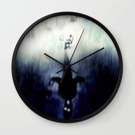 The Wailing Wall Clock