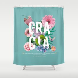 Gracia Shower Curtain