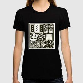 Jubako No3 Monochrome T-shirt