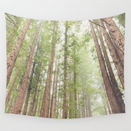 Giant Redwoods Wall Tapestry