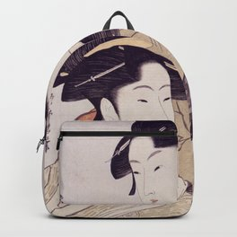 Three Beauties of the Present Day Backpack