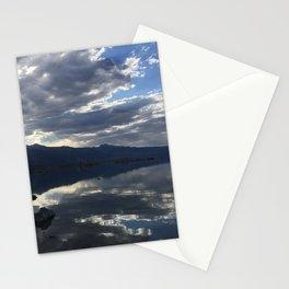 Mono Lake Reflection Stationery Cards