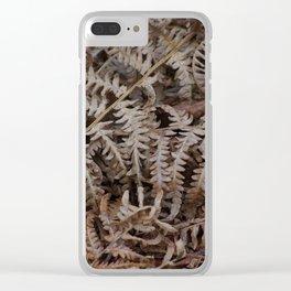 Bracken Clear iPhone Case