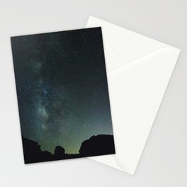 Blue Night Sky, Valley of Fire NV Stationery Cards