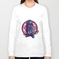 wonderland Long Sleeve T-shirts featuring WONDERLAND by +st0