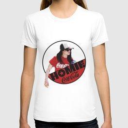 HOMIES coke  T-shirt
