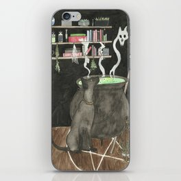 Witches Kitchen iPhone Skin