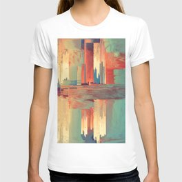 Pixel Sorting 69 T-shirt