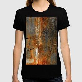 Rust Texture 72 T-shirt