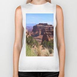 Shafer Canyon Overlook Biker Tank