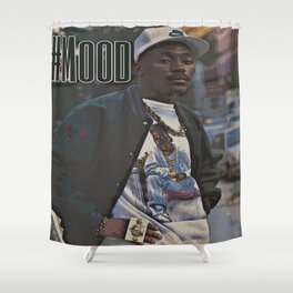 Big Daddy Kane / Young Black & Gifted Mood Shower Curtain