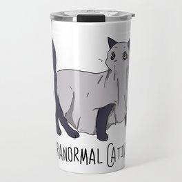Purranormal Cativity: The Feline Dimension Travel Mug