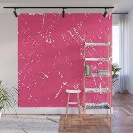 urban pink Wall Mural
