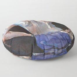 SETH, Semi-Nude Male by Frank-Joseph Floor Pillow
