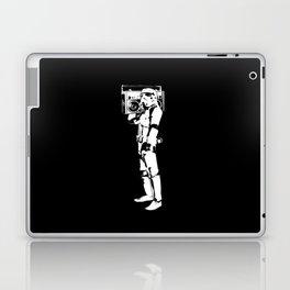 Boombox Trooper Laptop & iPad Skin