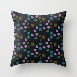 Oobloaf All Over Night Throw Pillow