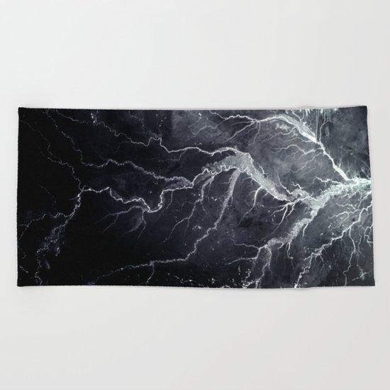 Hesperus II Beach Towel