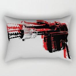 Blaster III Rectangular Pillow