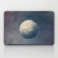the moon iPad Cases featuring Moon by Tracie Andrews