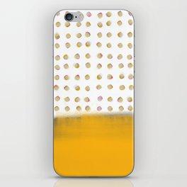 dot dot dot iPhone Skin