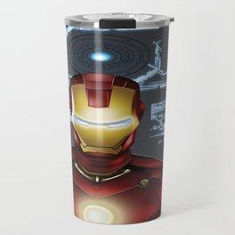 Iron-Man Travel Mug