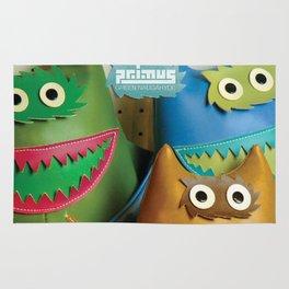 Alt. Album Cover: Green Naugahyde Rug