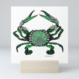 Ol' Green Mini Art Print