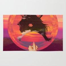 Set My Sun Rug