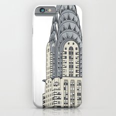 Scraper Series. New York 001 Slim Case iPhone 6s