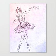 Sugar Plum Fairy Canvas Print