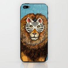 ZebraLion iPhone & iPod Skin