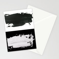 him and her Stationery Cards