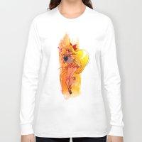 sailor venus Long Sleeve T-shirts featuring Sailor Venus by Peach Mork