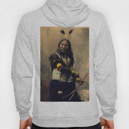 Shout At, Oglala Sioux, by Heyn Photo, 1899 Hoody