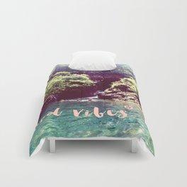 good vibes! - summer wanderlust - Comforters