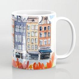 Amsterdam watercolor Coffee Mug