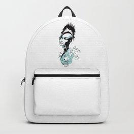 Punk Rock Forever Backpack