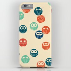 Owl Spots iPhone 6 Plus Slim Case