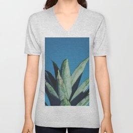 Pineapple head Unisex V-Neck