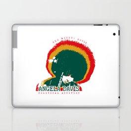 Angela Davis Laptop & iPad Skin
