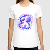 ohana T-shirts featuring Ohana Means Family by Christina
