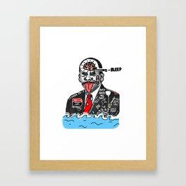 Riff Raff  Framed Art Print