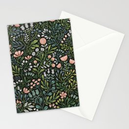 Month of June ~ dark Stationery Cards